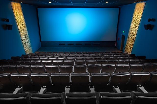 sál v kině
